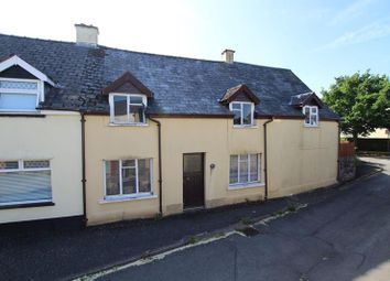 Thumbnail 3 bed end terrace house for sale in Newmarch Street, Llanfaes, Brecon