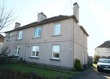 Thumbnail 1 bed flat for sale in White Avenue, Leven