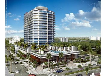 Thumbnail 2 bed property for sale in 701 N Fort Lauderdale Beach 803, Fort Lauderdale, Fl, 33304