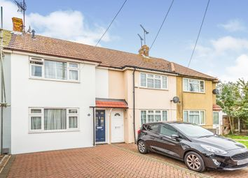 Thumbnail 2 bed terraced house for sale in Royal George Road, Burgess Hill
