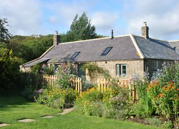 Thumbnail 6 bed cottage for sale in Shielhope Cottage And Bungalow, Alnwick, Northumberland