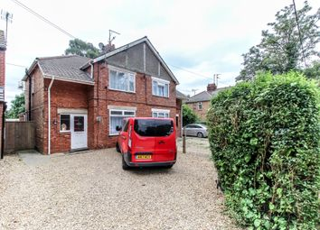 Thumbnail 3 bed semi-detached house for sale in Spalding Road, Holbeach, Spalding, Lincolnshire
