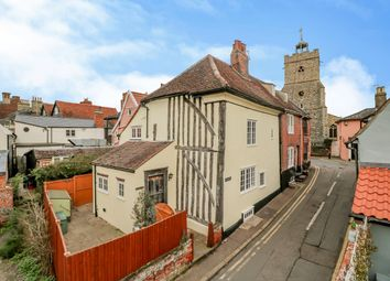 Thumbnail 2 bed end terrace house for sale in West Street, Wivenhoe, Colchester
