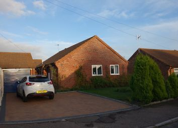 Thumbnail 2 bed detached bungalow for sale in Rackham Close, Hopton, Great Yarmouth