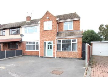 4 bed semi-detached house for sale in Stafford Close, Bulkington, Warwickshire CV12