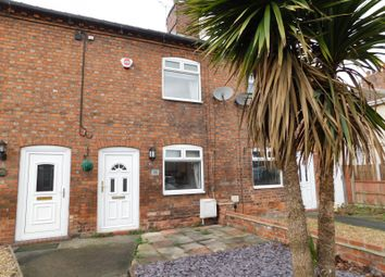 Thumbnail 2 bed terraced house to rent in Millstone Lane, Nantwich