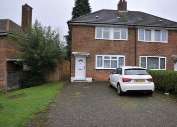 Thumbnail 2 bed semi-detached house to rent in Quarrington Grove, Kings Heath, Birmingham