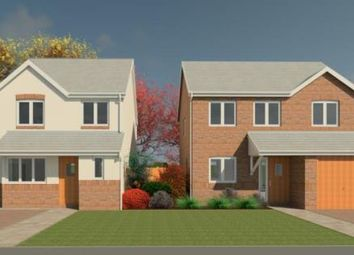 Thumbnail 4 bed detached house for sale in Cheshire Lane, Buckley, Clwyd