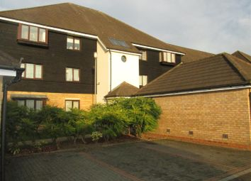 Thumbnail 2 bedroom flat to rent in Cracknell Close, Enfield