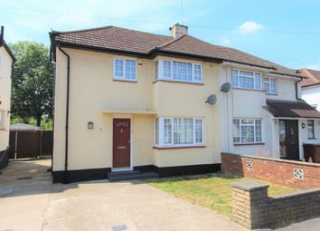 Thumbnail 3 bed terraced house for sale in Cardinal Avenue, Borehamwood