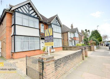 Thumbnail 2 bed flat for sale in Cissbury Road, Broadwater, Worthing