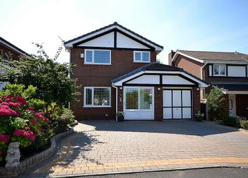 Thumbnail 3 bed detached house for sale in Captain Lees Gardens, Westhoughton