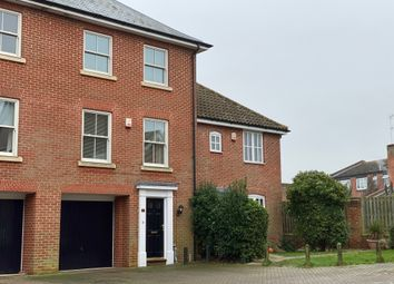 Thumbnail 4 bed town house for sale in Cedar Walk, Needham Market, Ipswich