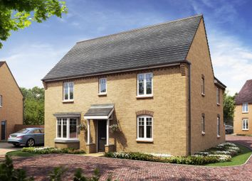 """Thumbnail 4 bed detached house for sale in """"Layton"""" at Southern Cross, Wixams, Bedford"""