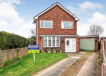 3 bed detached house for sale in Oak Road, Glinton, Peterborough PE6