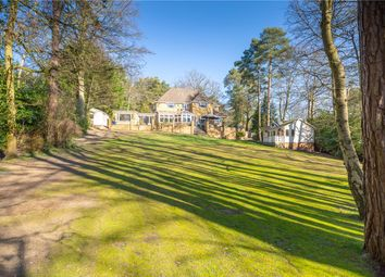5 bed detached house for sale in Dukes Covert, Bagshot, Surrey GU19