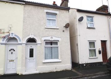 Thumbnail 2 bed end terrace house for sale in Parkeston, Harwich, Essex