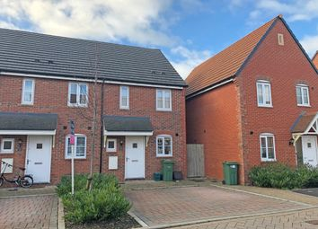 Thumbnail 2 bed end terrace house for sale in Damson Drive, Great Western Park, Didcot, Oxon