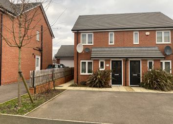 2 bed semi-detached house for sale in Bucksey Close, Little Heath, Coventry CV6
