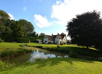 Thumbnail 4 bed detached house for sale in Smiths Green, Takeley, Bishop's Stortford