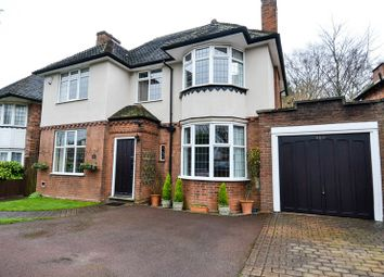 Thumbnail 4 bedroom detached house for sale in Bristol Road, Selly Oak, Birmingham