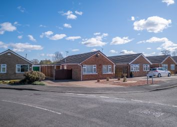 Thumbnail 3 bed bungalow for sale in Sutton Close, Hinckley
