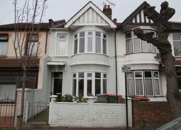 Thumbnail 4 bedroom terraced house for sale in Central Park Road, London