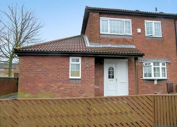 Thumbnail 4 bedroom terraced house for sale in Colgrove Place, Kenton, Newcastle Upon Tyne