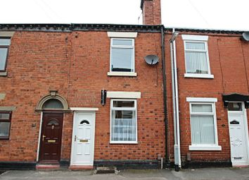 Thumbnail 2 bedroom terraced house for sale in Lily Street, Wolstanton, Newcastle-Under-Lyme