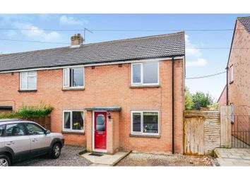 Thumbnail 3 bed semi-detached house for sale in Pembroke Road, Chepstow