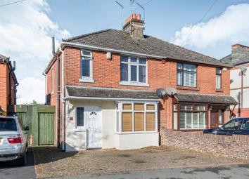 Thumbnail 3 bedroom semi-detached house for sale in King Edward Avenue, Southampton