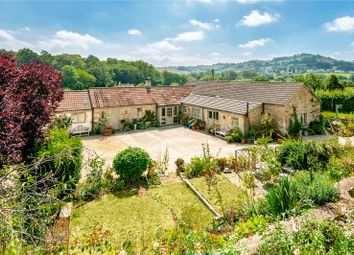 Thumbnail 4 bed barn conversion for sale in Middlehill, Box, Wiltshire
