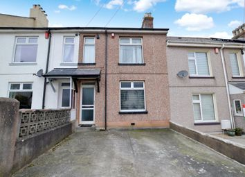 Thumbnail 2 bed terraced house for sale in Millway Place, Honcray, Plymstock, Plymouth