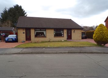 Thumbnail 2 bed semi-detached bungalow for sale in Springholm Drive, Airdrie