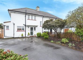 Thumbnail 2 bed semi-detached house for sale in St. Pauls Road, Staines-Upon-Thames, Surrey