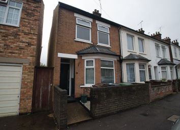 Thumbnail 3 bedroom end terrace house for sale in Royston Road, St.Albans