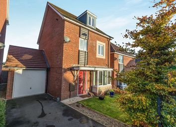 Thumbnail 4 bed detached house for sale in Bracken Way, Malvern