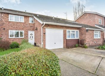 Thumbnail 3 bed terraced house for sale in Packe Close, Colchester