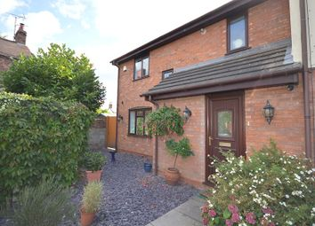 Thumbnail 3 bed mews house for sale in Waterside Mews, Wheelock, Sandbach