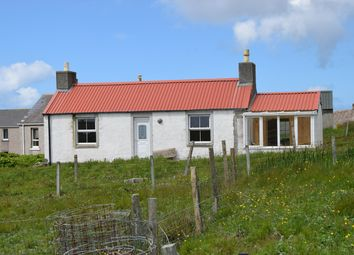 Thumbnail 1 bed cottage for sale in Garenin, Carloway, Isle Of Lewis