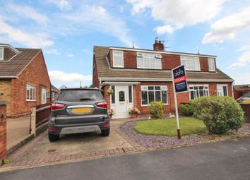 Thumbnail 3 bed semi-detached house for sale in Robert Close, Immingham