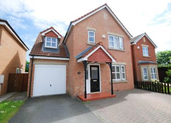 Thumbnail 3 bed detached house for sale in Cedar Drive, Jarrow