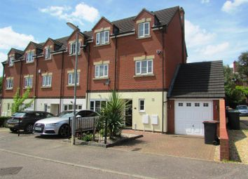 Thumbnail 4 bed town house for sale in Lime Street, Rushden