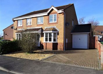 Thumbnail 3 bed semi-detached house to rent in Buttercup Place, Thatcham