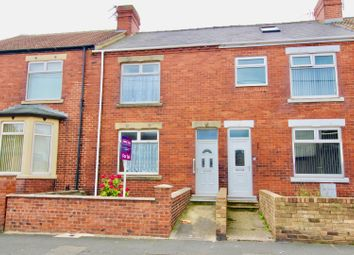 Thumbnail 2 bed terraced house for sale in East Street, Hartlepool
