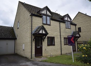 Thumbnail 2 bed semi-detached house to rent in Bury Mead, Stanton Harcourt, Witney, Oxfordshire