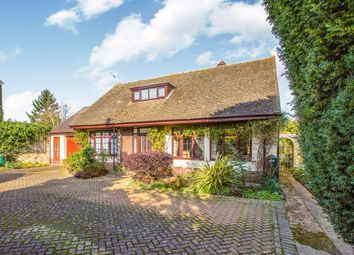 Thumbnail 2 bed detached bungalow for sale in Kings Road, St. Neots