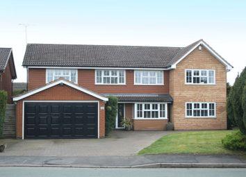 Thumbnail 5 bedroom detached house for sale in Millfields Way, Wombourne, Wolverhampton