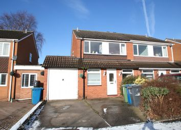 Thumbnail 3 bed semi-detached house for sale in Riley, Lakeside, Tamworth