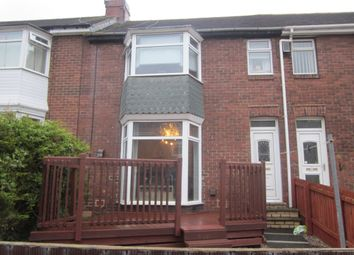 Thumbnail 3 bed terraced house for sale in Norton Avenue, Bowburn, Durham